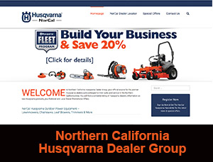 Northern California Husqvarna Dealer Group